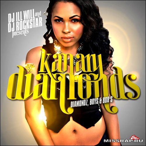 "Kanary Diamonds - ""Diamondz Boys & 808's"" (Mixtape)"
