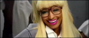 "Nicki Minaj feat The Lonely Island  - ""The Creep"""