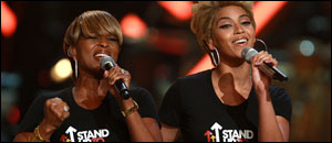 "Mary J. Blige f. Beyonce - ""Love A Woman """