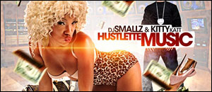 "Kitty Kat - ""Hustlette Music"" (Mixtape)"